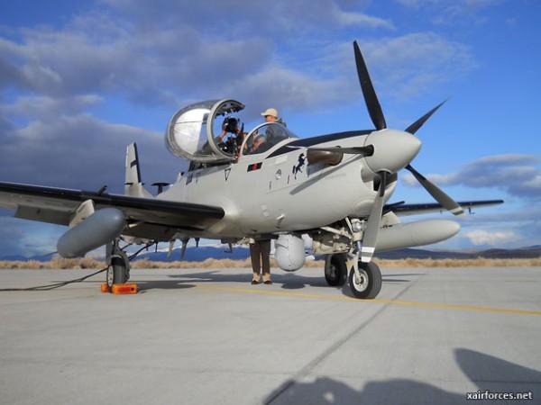 A-29B - Entregas para o Afeganistão em 2014
