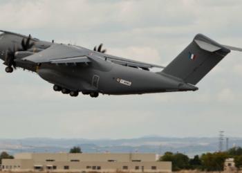 Segundo A400M da França