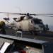 Wildcat do 700W NAS no convoo do  RFA Mounts Bay