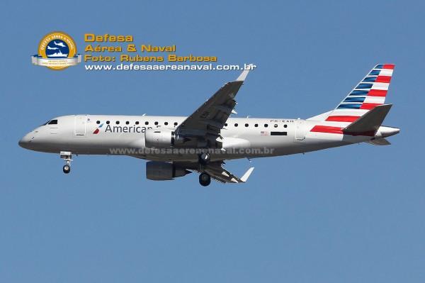 E175 American Eagle