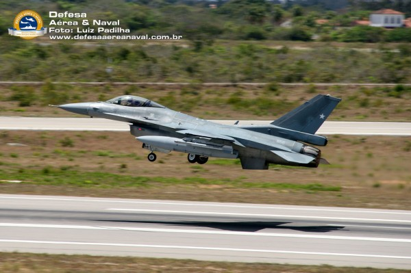 F-16C Block50-chile
