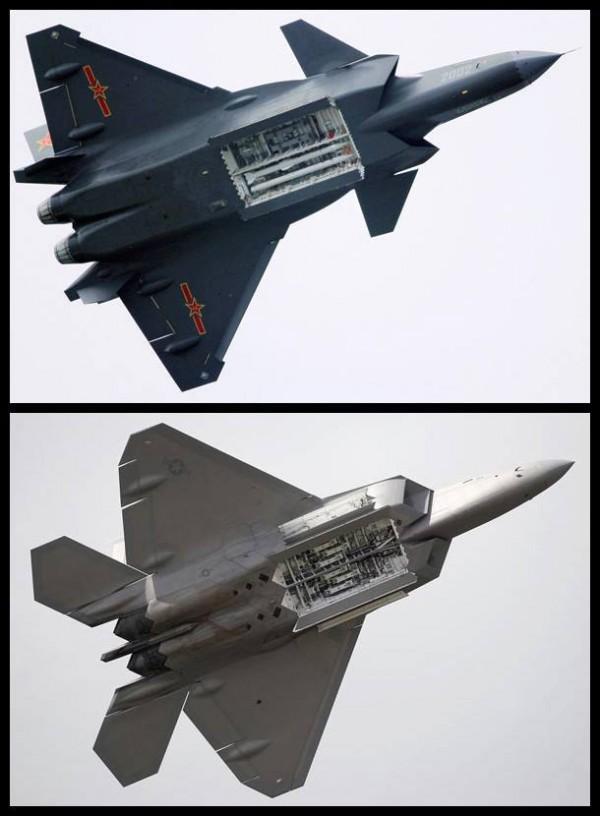 J-20_F-22