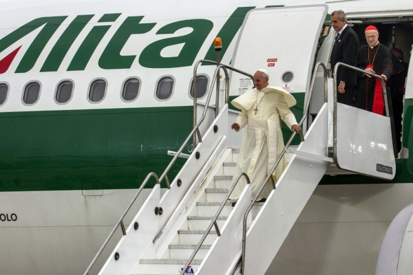 Papa Francisco - Foto(c)enilton_kirchhof