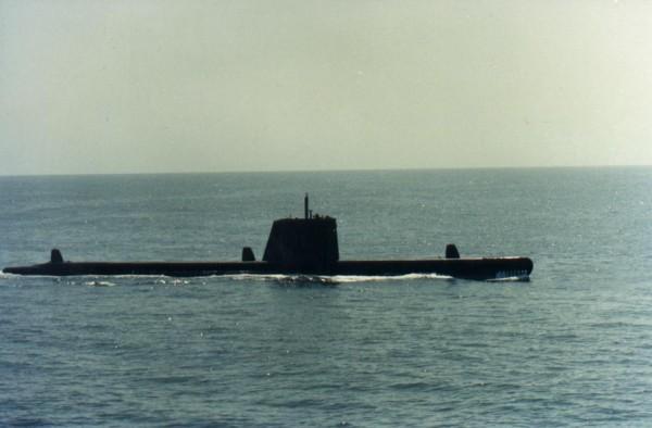 Submarino Amazonas (S 16)