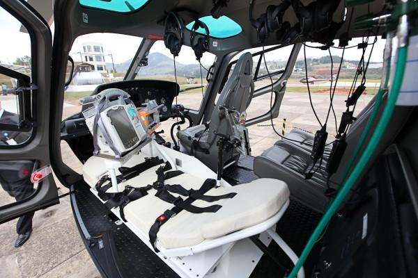 UNIAIR Transporte Aeromédico, UNIMED Rio Grande do Sul, Helibras