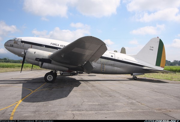 C-46 Curtiss Commando