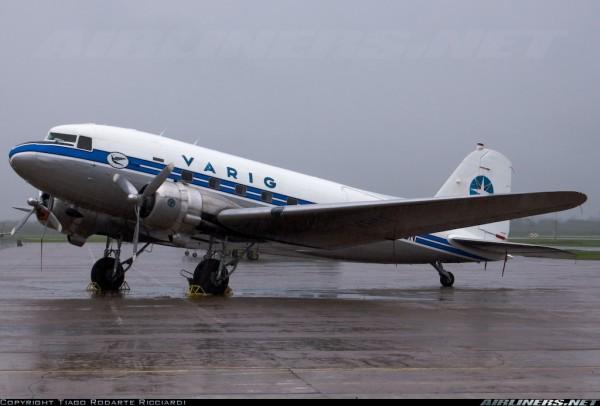 C-47 PP-VBN