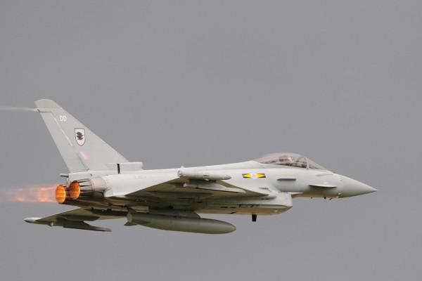 Eurofighter Typhoon jedeveha