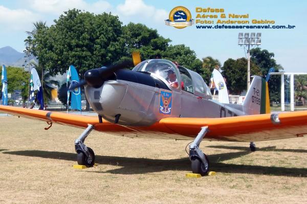 Fokker T-21 FAB 0789 Musal