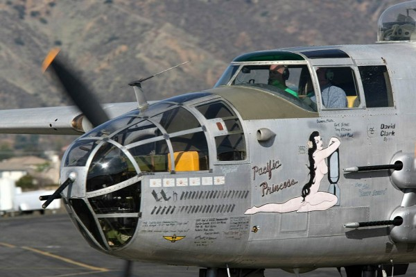 B-25 - Foto: Jerry Thompson