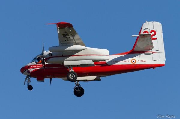 S-2T Turbo Firecat Securité Civile (Foto: Flox Papa)