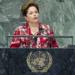 Presidente Dilma Roussef na ONU em 2012