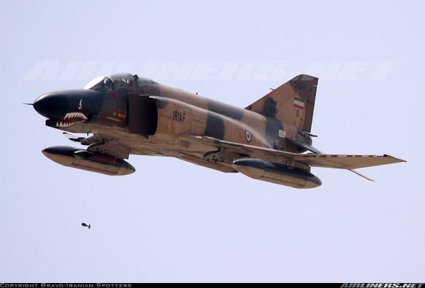 F-4 Phantom IRIAF