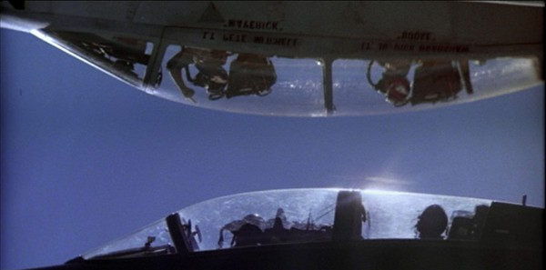 Maverick And Goose Top Gun Inverted With Mig28