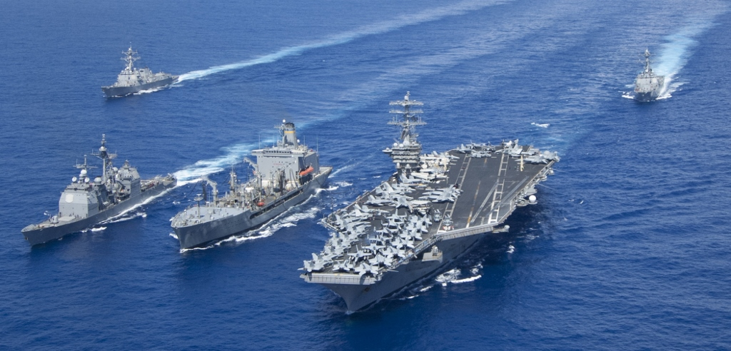 Nimitz Carrier Strike Group