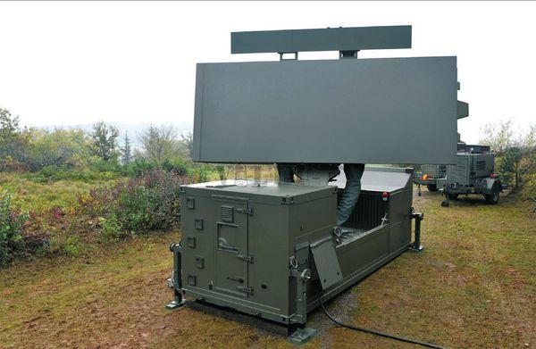 Radar de Controle de Rota (Banda L)