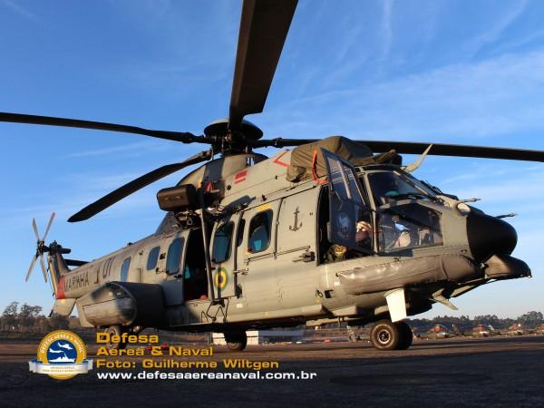 UH-15 Super Cougar