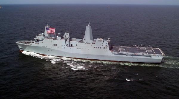 USS San Antonio LPD 17