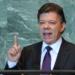 Presidente da Colômbia - Juan Manuel Santos Foto UOL