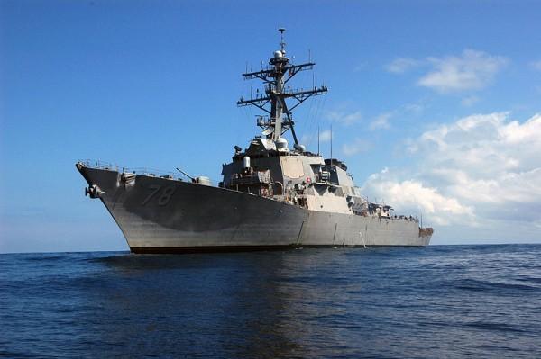 USS Porter DDG 78 - Foto Wikipédia
