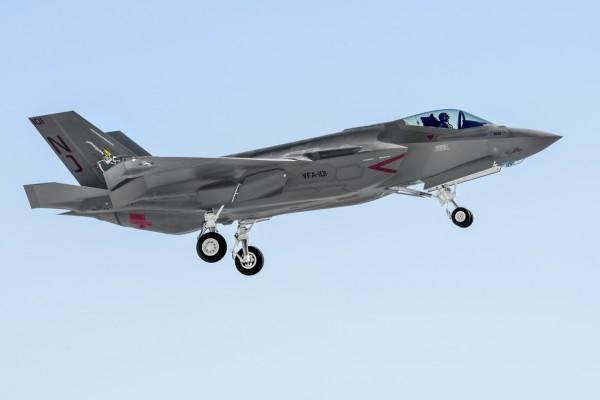F-35C-VFA-101