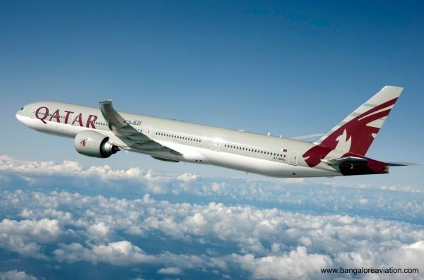 Boeing 777 Qatar_Airways