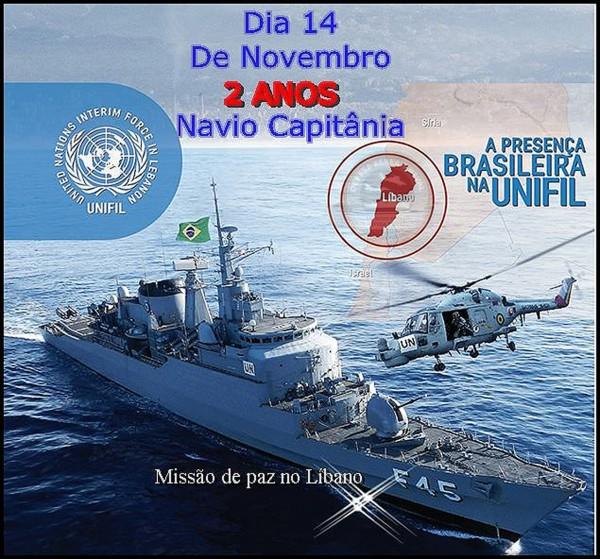 Dois anos MTF-UNIFIL