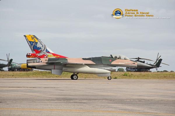 F-16-Venez