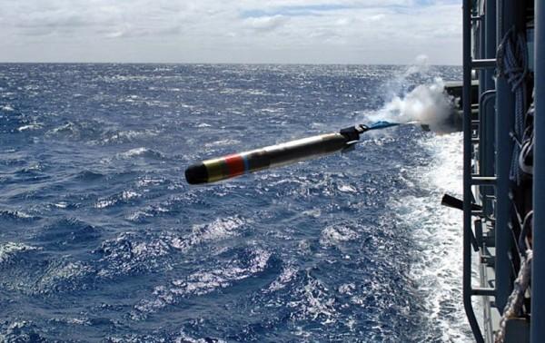 torpedo MU90