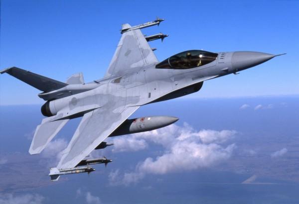 F-16 Coreia do Sul ROKAF