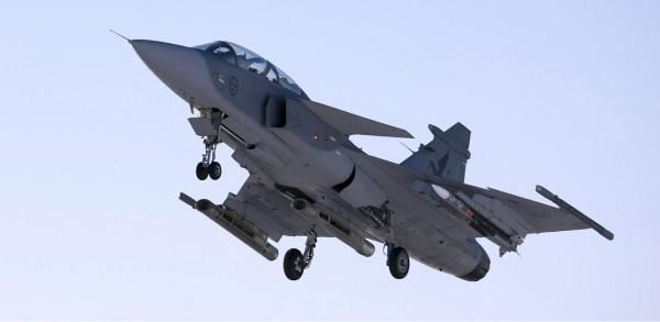 Gripen Meteor BVR missile