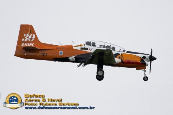 T-27 Tucano 30 anos_DAN