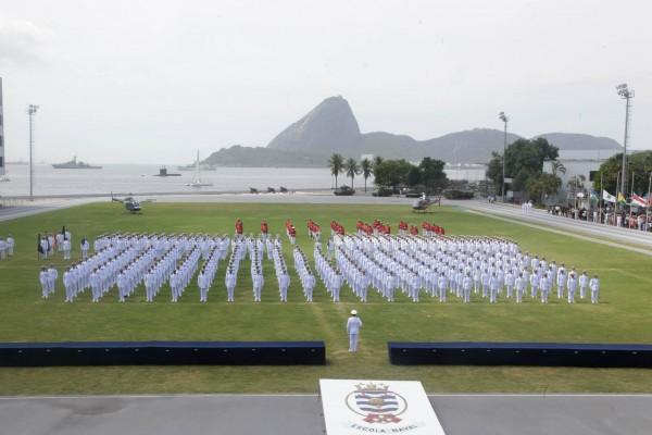 """Turma """"Almirante Sylvio de Camargo"""""""