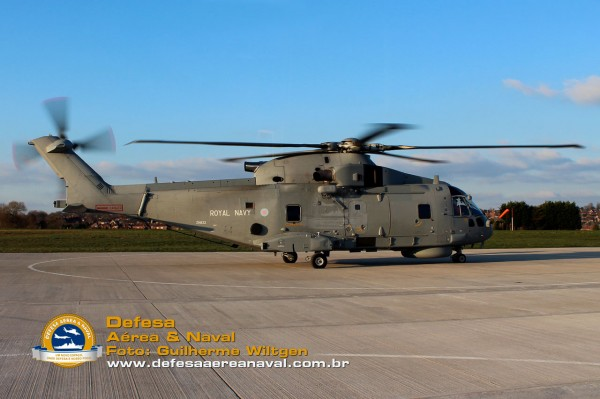 AW101 Merlin Mk2