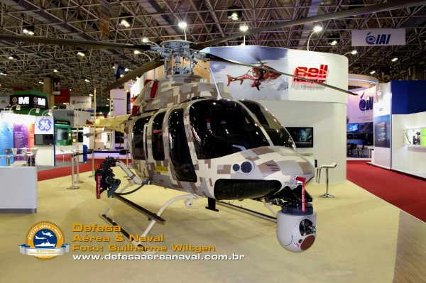 Bell 409GX