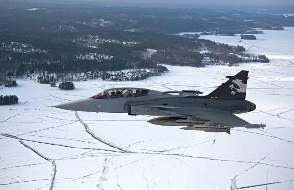 Gripen NG Test aircraft