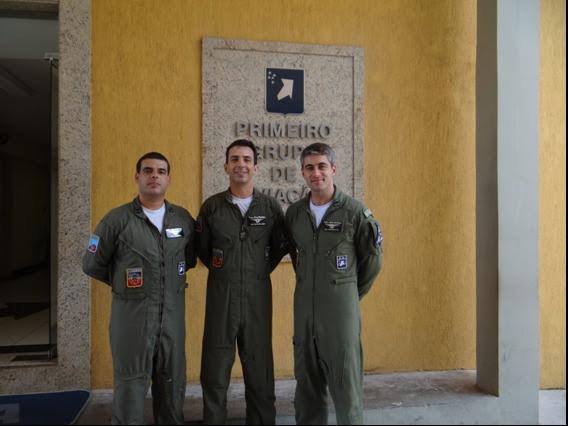 pilotos de caça