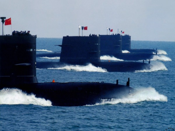 pla navy subs