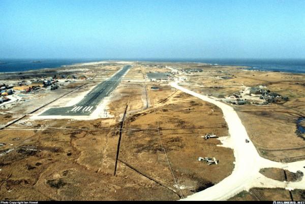 Aeródromo Port Stanley