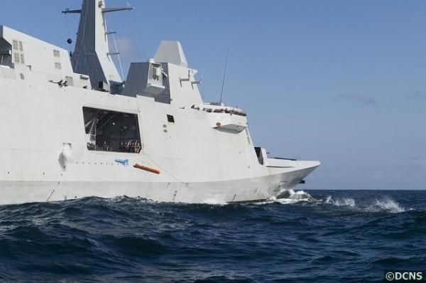 DCNS_FREMM_Aquitaine_French_Navy_Marine_Nationale_MU90_Torpedo_test