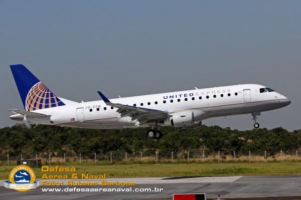 Emb175 United Express