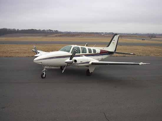 Foto ilustrativa do Modelo da Aeronave perdida