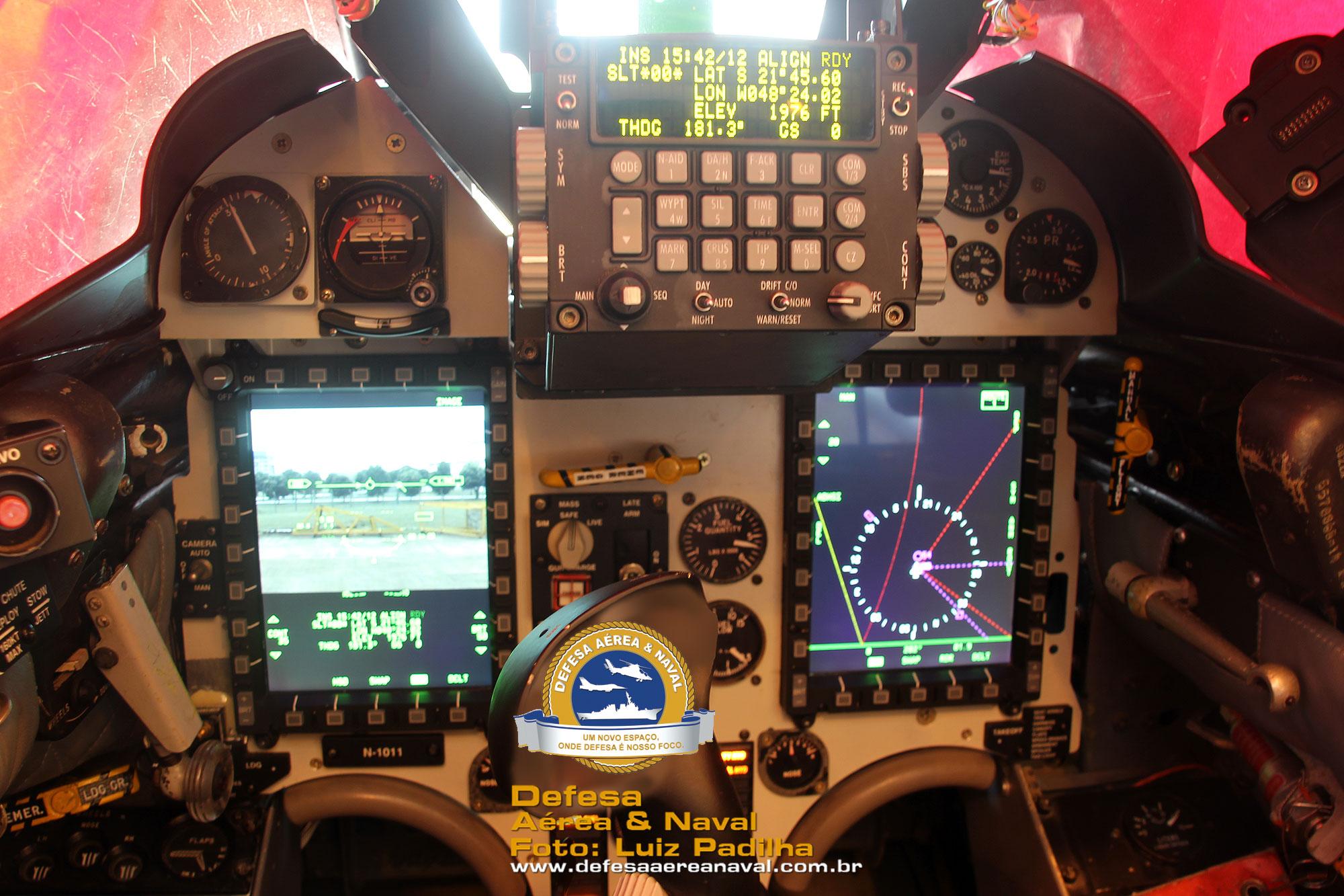 A-4-Skyhawk---AF-1C---VF-1---painel