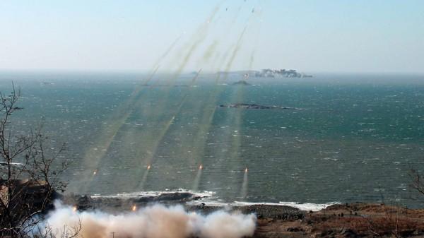 Artilharia Coreia
