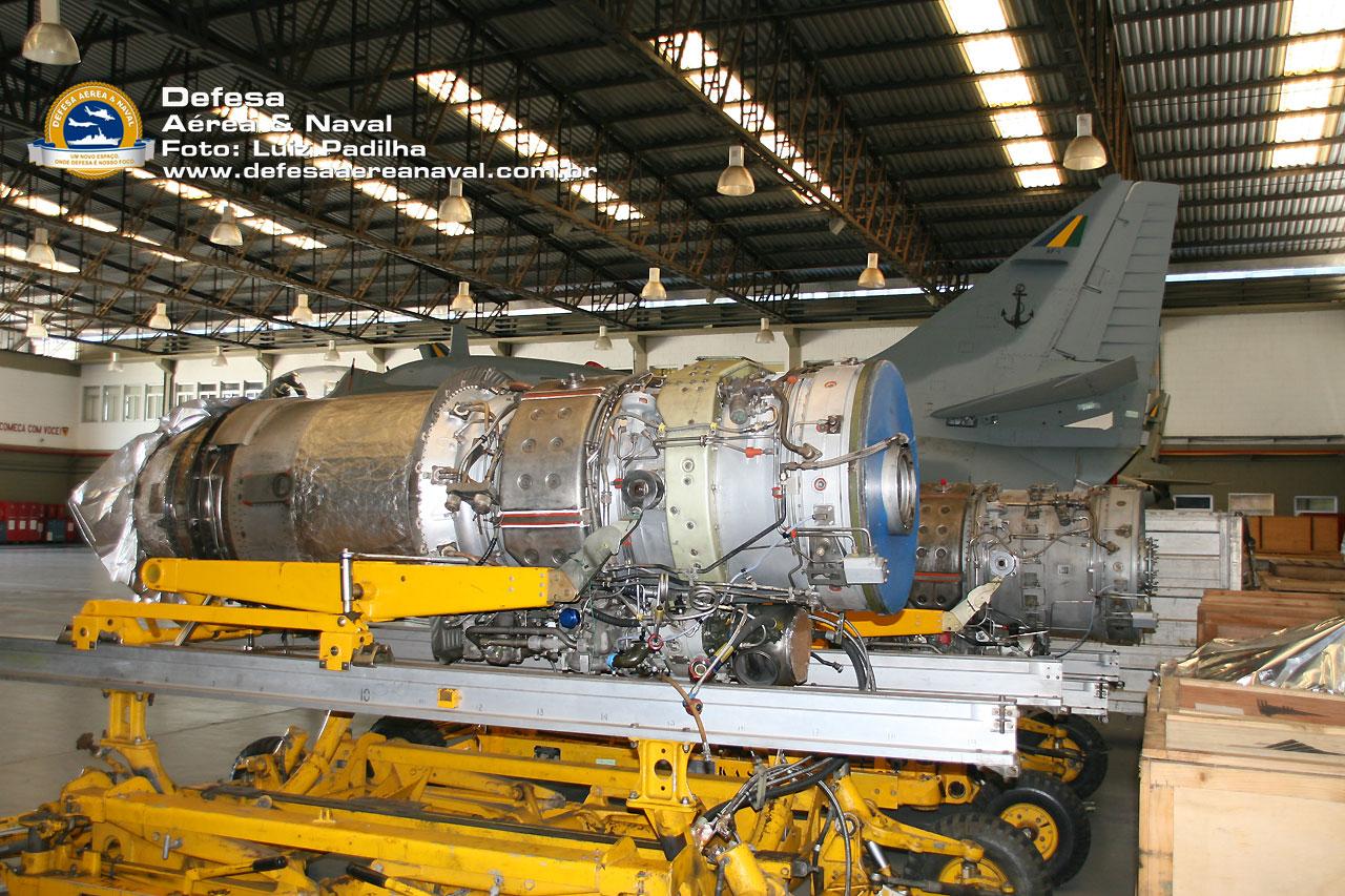 Pratt & Whitney J52-P-408