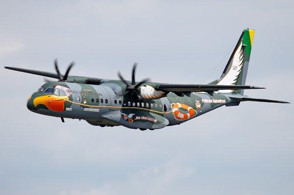 SC-105 Amazonas do Esquadrão Pelicano (2º/10º GAV)