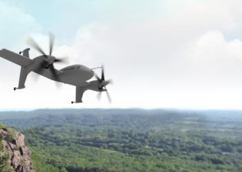 Oferta Sikorsky programa da DARPA VTOL Experimental Plane (VTOL X-Plane) para. DARPA Foto