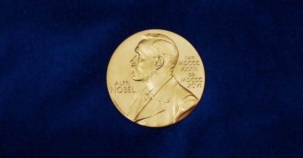 medalha do prêmio Nobel
