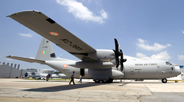 C-130J Indian Air Force - IAF