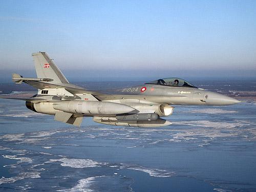 Denmark F-16